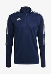 adidas Performance - TIRO21 TR TOP - Longsleeve - blue - 6