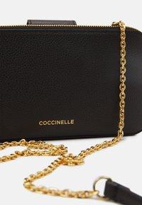 Coccinelle - FEDRA - Across body bag - noir - 5