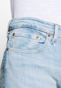 Levi's® - SKINNY TAPER - Jeans Skinny Fit - light-blue denim - 5