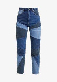 Abrand Jeans - A '94 HIGH  - Jeans Slim Fit - dark-blue denim - 3