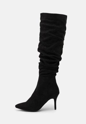 JULIANA - High heeled boots - black