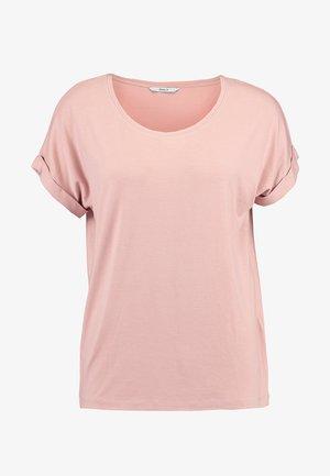 ONLMOSTER ONECK - Basic T-shirt - pale mauve