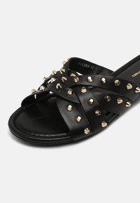 Copenhagen Shoes - NEW MISTY - Ciabattine - black - 7