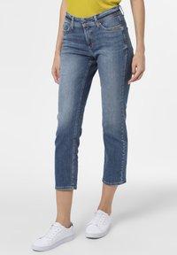 Cambio - Slim fit jeans - medium stone - 0