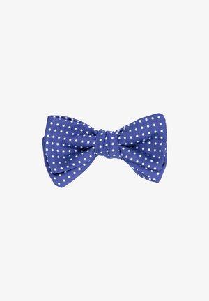 QUATTROMILE - Noeud papillon - blau    weiß