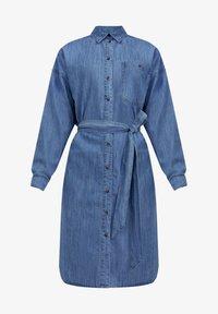 Finn Flare - Denim dress - blue - 5