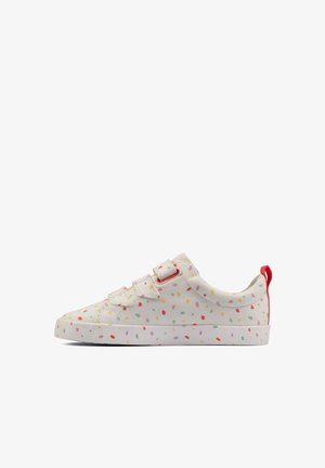 FOXING PRINT K - Sneakers laag - off white