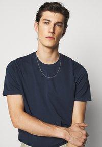 Boglioli - T-shirt basic - dark blue - 3