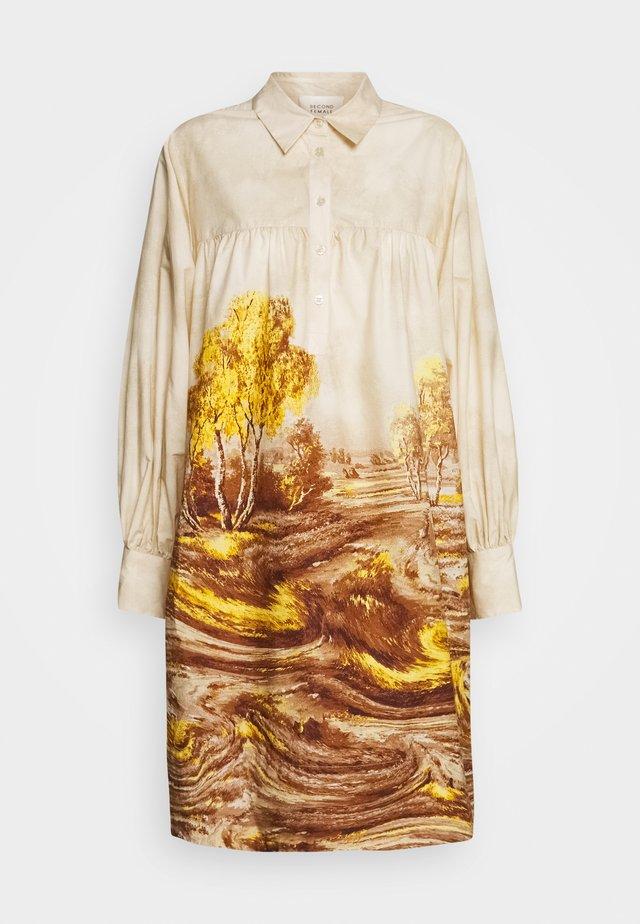 HOME DRESS - Vapaa-ajan mekko - marzipan