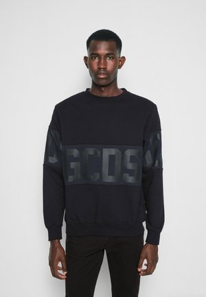 BAND LOGO CREWNECK UNISEX - Sweatshirt - black