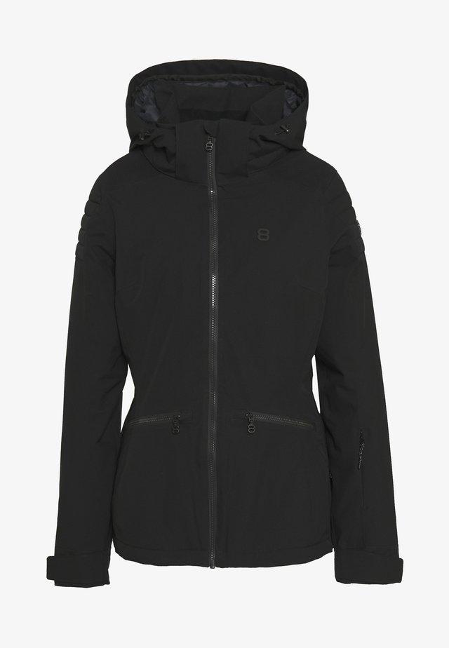 MARION - Lyžařská bunda - black