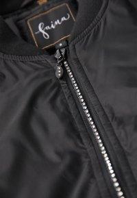 faina - Bomber Jacket - schwarz - 5