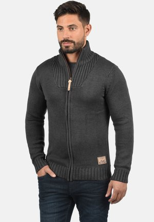 POUL - Cardigan - dark grey