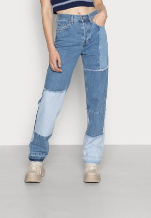 PATCHWORK PAX  - Jeans relaxed fit - denim