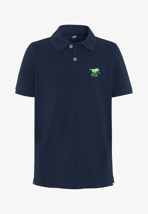 Polo shirt - total eclipse