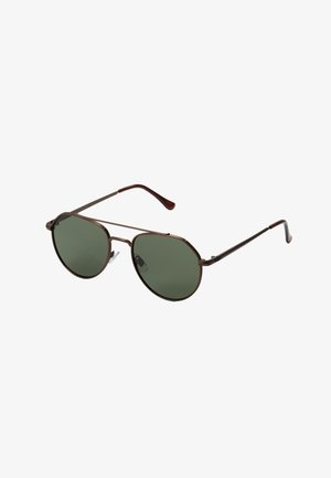 JACMAVERICK SUNGLASSES - Sunglasses - antique bronze