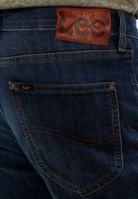 Lee - MORTON - Straight leg jeans - deep blue river - 4
