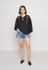 Levi's® - 501® ORIGINAL - Szorty jeansowe - athens mid short - 1