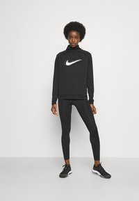 Nike Performance - RUN - Trikoot - black/white - 1