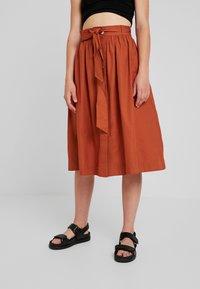 YAS - YASPICCA SKIRT ICONS - A-line skirt - picante - 0