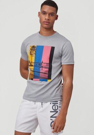 Print T-shirt - quarry