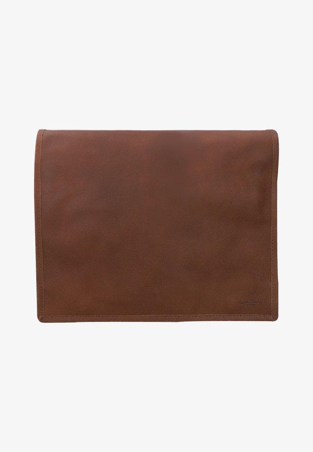 Laptop bag - mokka