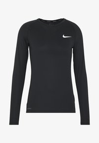 Nike Performance - Sports shirt - black - 4