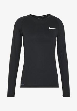TIGHT - Sports shirt - black