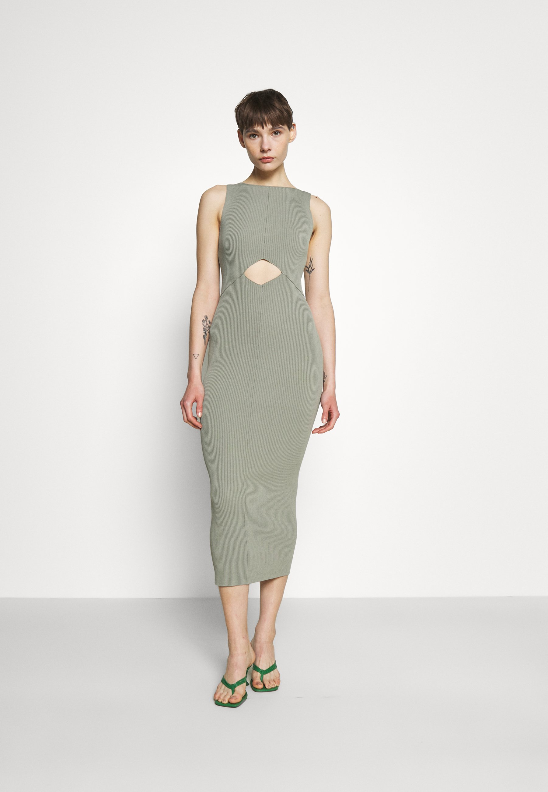 Women VERSAILLES MIDI DRESS - Maxi dress