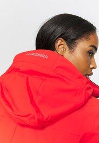J.LINDEBERG - TRACY - Ski jas - racing red - 6