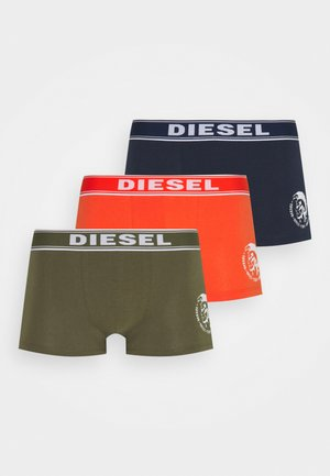 UMBX-SHAWNTHREEPACKBOXERS 3 PACK - Panties - blue/olive/red
