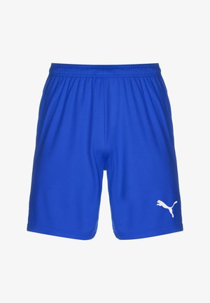 TEAMGOAL SHORTS - Korte broeken - electric blue lemonade