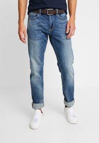 s.Oliver - Jeans Straight Leg - blue denim - 0