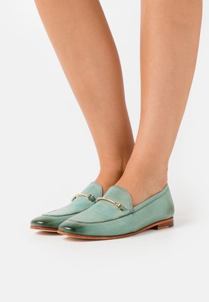 SCARLETT  - Slip-ons - tropical sea