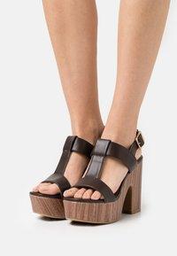 Tata Italia - Sandals - brown - 0