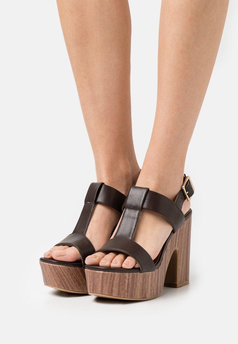 Tata Italia - Sandals - brown