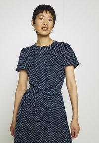 Stella Nova - SAGA - Day dress - blue/white - 3