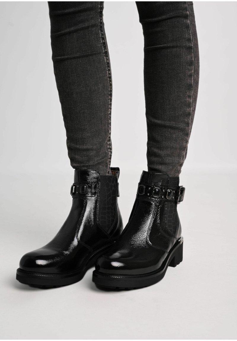 NeroGiardini - Classic ankle boots - nero