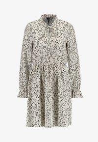 Vero Moda - VMAFIA BOW DRESS - Day dress - pistachio shell - 4