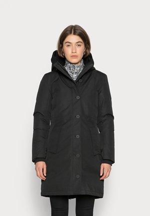 GLACIER JACKET WOMAN - Cappotto invernale - black