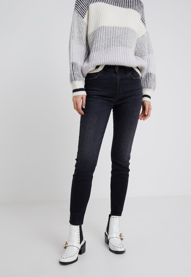 STILETTO - Jeans Skinny Fit - black denim