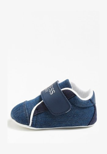 Slippers - mehrfarbig  grundton blau