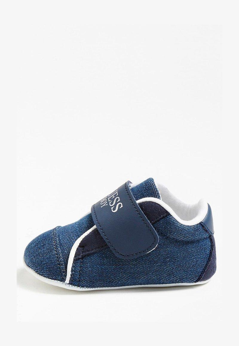 Guess - Pantoffels - mehrfarbig  grundton blau