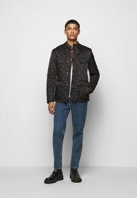 Barbour International - ARIEL QUIT - Light jacket - black - 1