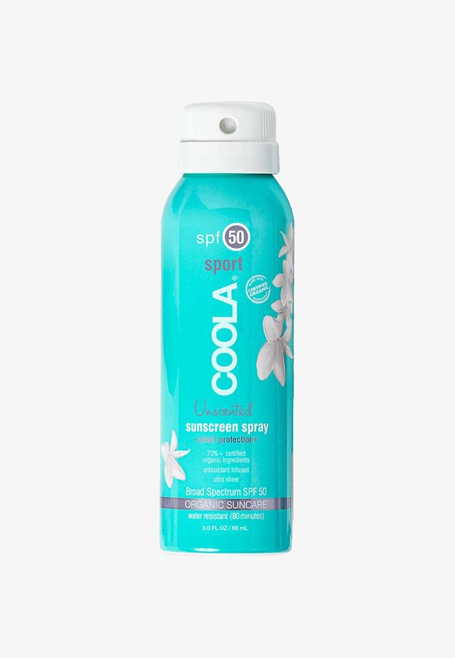 ECO-LUX BODY SUNSCREEN SPRAY SPF 50 UNSCENTED 88ML - Sun protection - -