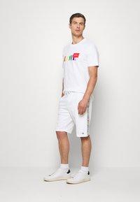 Calvin Klein - PRIDE  - Pantalon de survêtement - white - 1