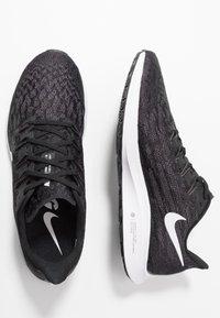 Nike Performance - AIR ZOOM PEGASUS  - Obuwie do biegania Stabilność - black/white/thunder grey - 1