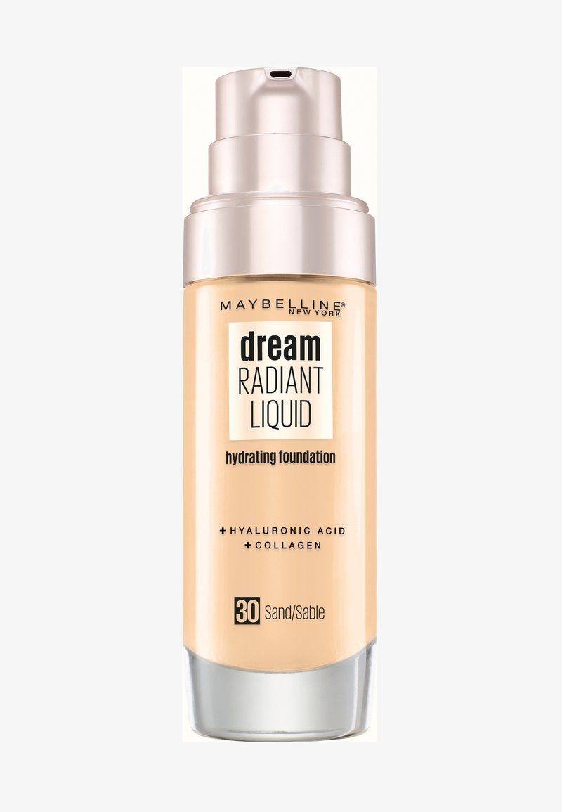Maybelline New York - DREAM RADIANT LIQUID MAKE-UP - Foundation - 30 sand