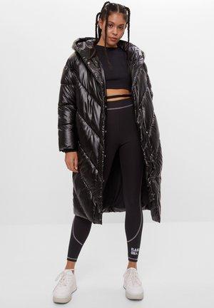 AUS NYLON  - Winter coat - black