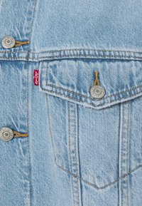 Levi's® - SHACKET TRUCKER - Giacca di jeans - pull up - 2